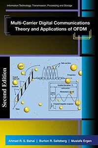 Multi-carrier Digital Communications: Theory And Applications Of OFDM, 2/e-cover