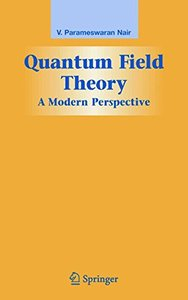 Quantum Field Theory : A Modern Perspective (Hardcover)-cover