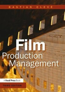 Film Production Management, 3/e-cover