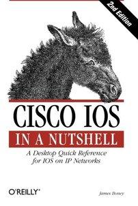 Cisco IOS in a Nutshell, 2/e-cover