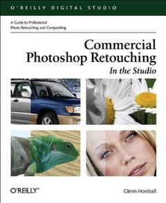Commercial Photoshop Retouching : In the Studio-cover