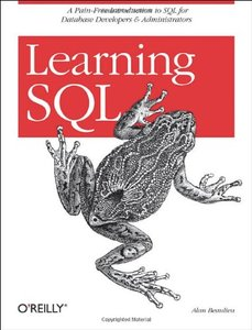 Learning SQL-cover