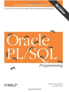 Oracle PL/SQL Programming, 4/e-cover