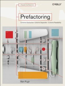 Prefactoring (Paperback)-cover