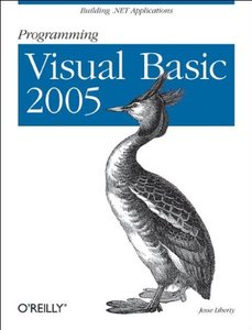 Programming Visual Basic 2005-cover