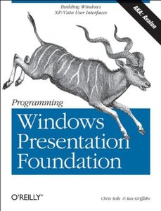 Programming Windows Presentation Foundation-cover