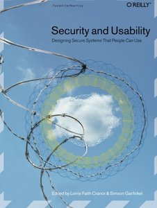 Security and Usability (Paperback)-cover
