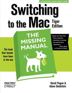 Switching to the Mac: The Missing Manual, Tiger Edition, 2/e-cover
