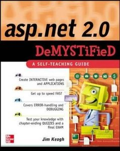 ASP.NET 2.0 Demystified-cover