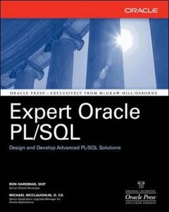 Expert Oracle PL/SQL (Paperback)-cover