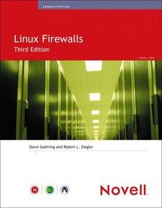 Linux Firewalls, 3/e-cover