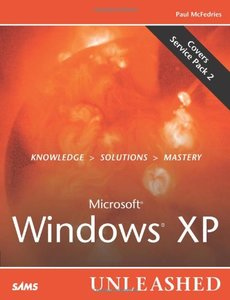 Microsoft Windows XP Unleashed-cover