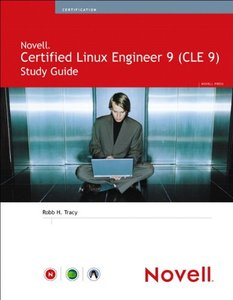 Novell Certified Linux 9 (CLE 9) Study Guide-cover