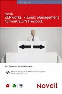 Novell ZENworks 7 Linux Management Administrator's Handbook
