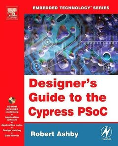 Designers Guide to the Cypress PSoC-cover