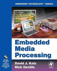 Embedded Media Processing (Paperback)-cover