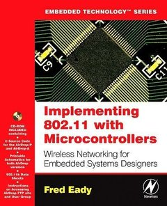 Implementing 802.11 with Microcontrollers: Wireless Networking for Embedded Systems Designers (Paperback)-cover