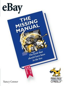 eBay: The Missing Manual-cover