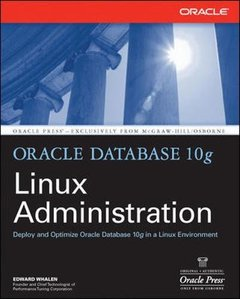 Oracle Database 10g Linux Administration (Paperback)-cover