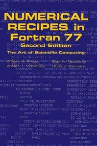 Numerical Recipes in Fortran 77, 2/e-cover