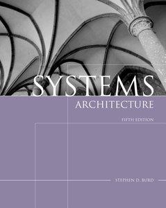 Systems Architecture, 5/e-cover