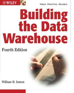 Building the Data Warehouse, 4/e (Paperback)-cover