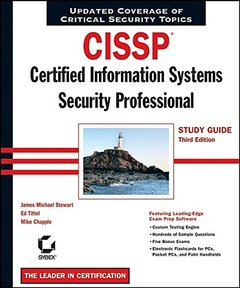 CISSP: Certified Information Systems Security Professional Study Guide, 3/e (Paperback)-cover