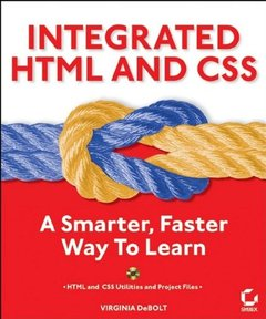 Integrated HTML and CSS: A Smarter, Faster Way to Learn-cover