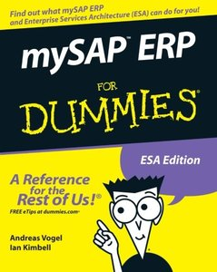 mySAP ERP For Dummies-cover