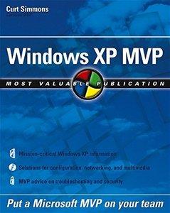 Windows XP MVP-cover