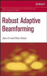 Robust Adaptive Beamforming (Hardcover)-cover
