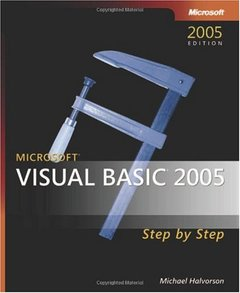 Microsoft Visual Basic 2005 Step by Step-cover