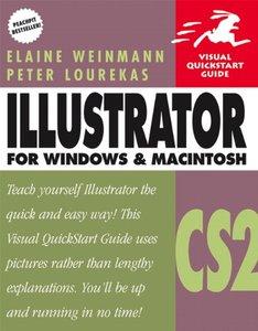 Illustrator CS2 for Windows and Macintosh: Visual QuickStart Guide-cover