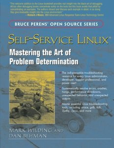 Self-Service Linux: Mastering the Art of Problem Determination-cover