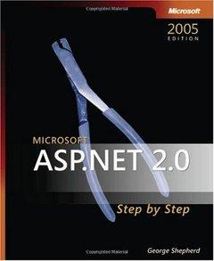 Microsoft ASP.NET 2.0 Step By Step (Paperback)-cover