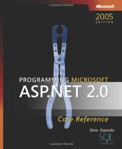 Programming Microsoft ASP.NET 2.0 Core Reference-cover