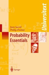 Probability Essentials-cover