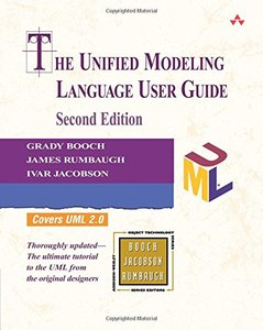 The Unified Modeling Language User Guide, 2/e (Hardcover)-cover