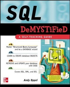 SQL Demystified-cover