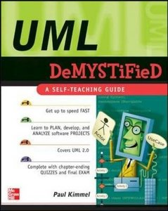UML Demystified (Paperback)-cover