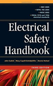Electrical Safety Handbook, 3/e