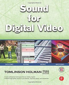 Sound for Digital Video (Paperback)-cover