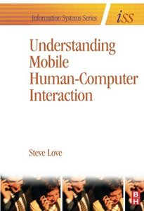 Understanding Mobile Human-Computer Interaction (Paperback)-cover