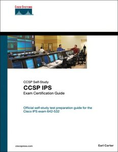 CCSP IPS Exam Certification Guide-cover
