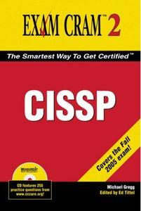 CISSP Exam Cram 2 (Paperback)-cover