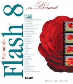 Macromedia Flash 8 On Demand-cover