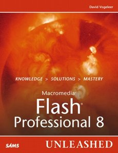 Macromedia Flash Professional 8 Unleashed-cover