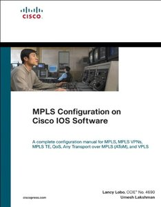 MPLS Configuration on Cisco IOS Software-cover