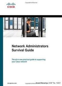 Network Administrators Survival Guide-cover