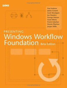 Presenting Windows Workflow Foundation (Paperback)-cover